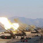 北朝鮮が最大規模の火力訓練開始!ついに戦争が始まってしまう!?