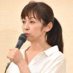 斉藤由貴のキス写真流出で離婚の可能性は?実は3度目の不倫だった!!